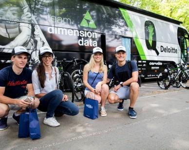 Frutabela team during Stage 2 of 24th Tour of Slovenia 2017 / Tour de Slovenie from Ljubljana to Ljubljana (169,9 km) cycling race on June 16, 2017 in Slovenia. Photo by Vid Ponikvar / Sportida